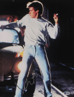 """Kevin Bacon Signed """"Footloose"""" 11x14 Photo (Beckett COA) at PristineAuction.com"""