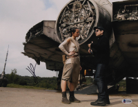 """J.J. Abrams Signed """"Star Wars: The Force Awakens"""" 11x14 Photo (Beckett COA) at PristineAuction.com"""