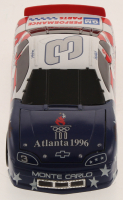 Dale Earnhardt #3 GM Goodwrench / Atlanta 1996 Monte Carlo Bank 1:24 Scale Die Cast Car at PristineAuction.com