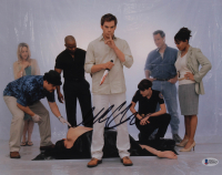 """Michael C. Hall Signed """"Dexter"""" 11x14 Photo (Beckett COA) at PristineAuction.com"""
