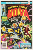 "1976 ""Nova"" Issue #1 Marvel Comic Book at PristineAuction.com"