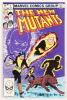 "1983 ""The New Mutants"" Issue #1 Marvel Comic Book at PristineAuction.com"