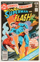 "1978 ""Superman & The Flash"" Issue #1 DC Comic Book at PristineAuction.com"