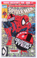 """1990 """"Spiderman"""" Issue #1 Marvel Comic Book at PristineAuction.com"""
