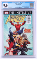 "2007 ""The Mighty Avengers"" Issue #1 Marvel Comic Book (CGC 9.6) at PristineAuction.com"