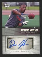 Damaris Johnson 2012 SAGE HIT Autographs #A86 at PristineAuction.com