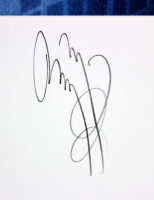 Jimmy Page Signed LE Led Zeppelin 30x33 Lithograph (Beckett LOA) at PristineAuction.com