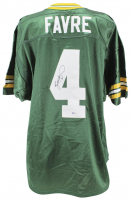 Brett Favre Signed Packers Jersey (Beckett COA) at PristineAuction.com