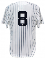 Yogi Berra Signed Yankees Jersey (JSA COA) at PristineAuction.com