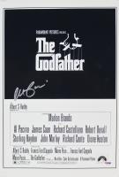 "Al Pacino Signed ""The Godfather"" 12x18 Photo (PSA LOA) at PristineAuction.com"