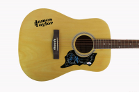 James Taylor Signed Acoustic Guitar (PSA COA) at PristineAuction.com