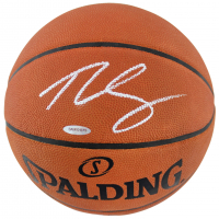 Ben Simmons Signed Official Game Ball Basketball (UDA COA) at PristineAuction.com