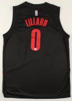 Damian Lillard Signed Trail Blazers Jersey (JSA COA) at PristineAuction.com