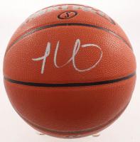 James Harden Signed NBA Game Ball Series Basketball (Beckett COA) at PristineAuction.com