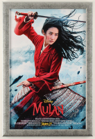 """Mulan"" 12.5x18.5 Custom Framed Photo Display at PristineAuction.com"