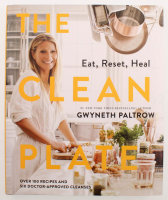 """Gwyneth Paltrow Signed """"The Clean Plate"""" Hard-Cover Book (Beckett COA) at PristineAuction.com"""
