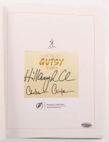 """Hillary Clinton & Chelsea Clinton Signed """"The Book of Gutsy Women"""" Hard-Cover Book (Leaf COA) at PristineAuction.com"""
