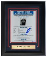 Robert O'Neill Signed 11x18 Custom Framed Photo Display (PSA COA) at PristineAuction.com