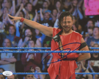 Shinsuke Nakamura Signed 8x10 Photo (JSA COA) at PristineAuction.com