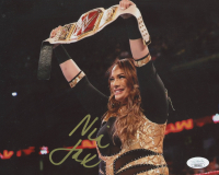 Nia Jax Signed 8x10 Photo (JSA COA) at PristineAuction.com