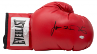 Buster Douglas Signed Everlast Boxing Glove (JSA COA & Leaf Hologram) at PristineAuction.com