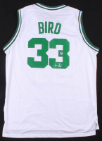 Larry Bird Signed Celtics Jersey (Bird Hologram) at PristineAuction.com