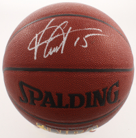 Vince Carter Signed NBA Basketball (JSA COA) at PristineAuction.com