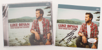 "Luke Bryan Signed ""What Makes You Country"" CD Insert With CD (JSA COA) at PristineAuction.com"