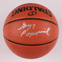 Gregg Popovich Signed NBA Game Ball Series Basketball (PSA COA) at PristineAuction.com
