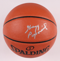 Gregg Popovich Signed NBA Game Ball Series Basketball (PSA Hologram) at PristineAuction.com