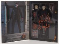 "Nick Castle Signed ""Halloween"" Ultimate Michael Myeres Action Figure Inscribed ""Shape"" (Legends Hologram) at PristineAuction.com"