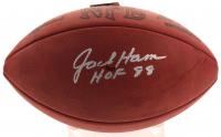 """Jack Ham Signed Official NFL Football Inscribed """"HOF 88"""" (JSA COA) at PristineAuction.com"""