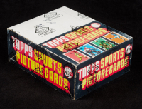 1986 Topps Football Rack Pack Box (BBCE Sealed) at PristineAuction.com