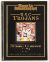 Sports Illustrated Presents USC Trojans National Champions 2003 A Special Collector's Edition Hardcover Book at PristineAuction.com