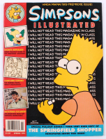 "1991 ""Simpsons Illustrated"" Issue #1 Magazine at PristineAuction.com"