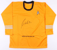 "William Shatner Signed LE ""Star Trek"" Uniform Shirt (PSA COA) at PristineAuction.com"