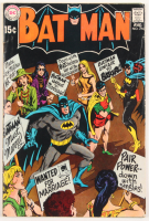 "1969 ""Batman"" Issue #214 DC Comic Book at PristineAuction.com"
