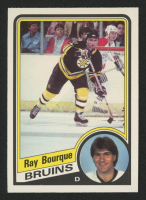 Ray Bourque 1984-85 O-Pee-Chee #1 at PristineAuction.com