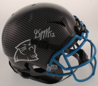D. J. Moore Signed Panthers Full-Size Authentic On-Field Hydro-Dipped Vengeance Helmet (JSA COA) at PristineAuction.com