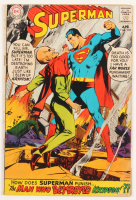 "1968 ""Superman"" Issue #205 DC Comic Book at PristineAuction.com"