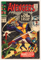 "1966 ""The Avengers"" Issue #34 Marvel Comic Book at PristineAuction.com"