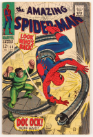 "1967 ""The Amazing Spider-Man"" #53 Marvel Comic Book at PristineAuction.com"