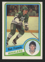 Ron Francis 1984-85 O-Pee-Chee #70 at PristineAuction.com