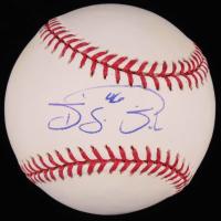 Sergio Santos Signed OML Baseball (SidsGraphs COA) at PristineAuction.com