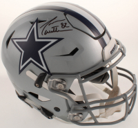 Jason Witten Signed Cowboys Full-Size Authentic On-Field SpeedFlex Helmet (Beckett COA & Witten Hologram) at PristineAuction.com