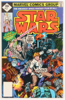 "1977 ""Star Wars"" Issue #5 Marvel Comic Book (Reprint) at PristineAuction.com"