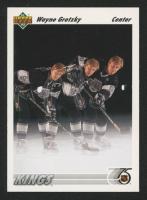 Wayne Gretzky 1991-92 Upper Deck #437 at PristineAuction.com