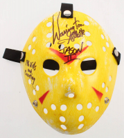 "Warrington Gillette Signed ""Friday the 13th"" Mask Inscribed ""146 Kills And Counting..."" & ""Jason II"" (Legends COA) at PristineAuction.com"