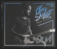 "Chris Shiflett Signed ""Hard Lessons"" CD Case (JSA COA) at PristineAuction.com"