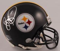 Jerome Bettis Signed Steelers Mini-Helmet (JSA COA) at PristineAuction.com
